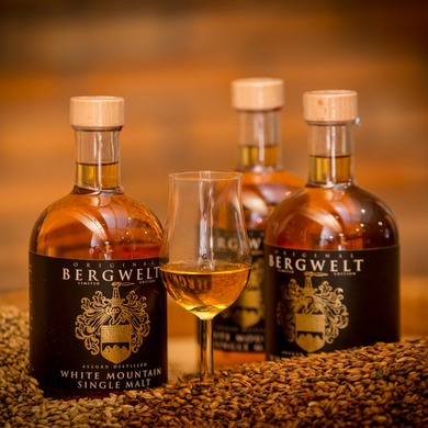 Bergwelt White Mountain Single Malt